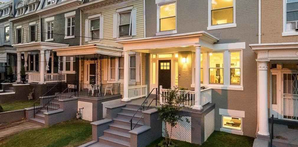 Best benefits for buying a newly built or rebuilt house in the city of DC
