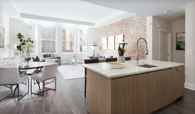 The Cosmopolitan Residences of Historic Row   Join Us This Weekend for a Tour of Our Newly Decorated Model