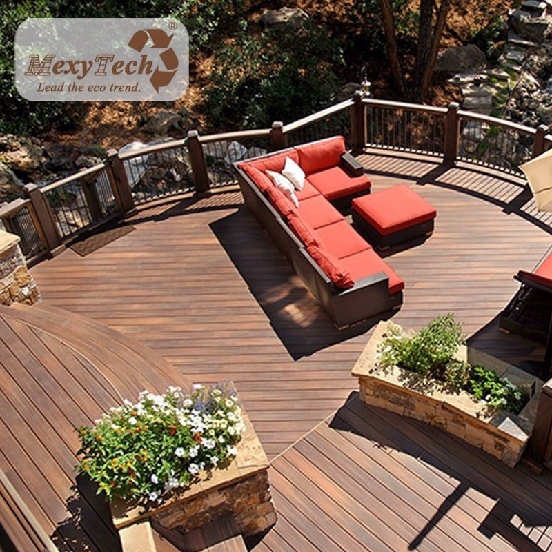 FIRE AND MOISTURE RESISTANT DECKS & FENCING