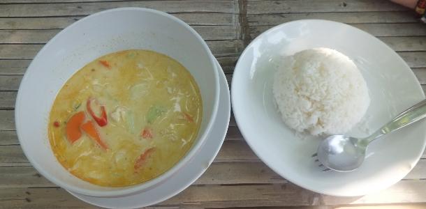 thai massaman curry-Thailand
