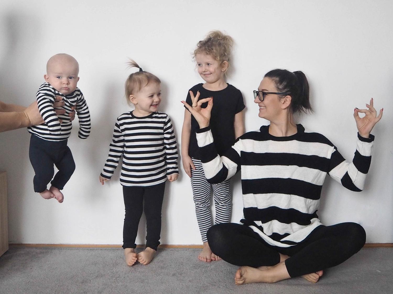 spotyka się z samotną matką trójki dzieci