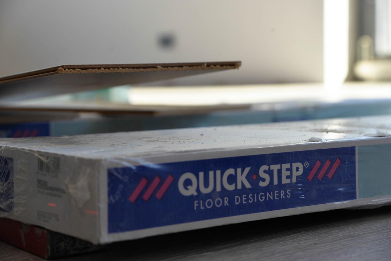 Quick Step na salonach! – zobacz jak prezentuje się podłoga w naszym domu! + Video
