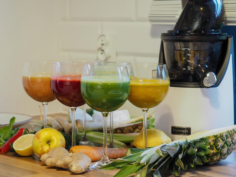Dieta sokowa, detox czy po prostu soki na każdą porę dnia? Ty wybierasz- MY dajemy ci 6 propozycji!
