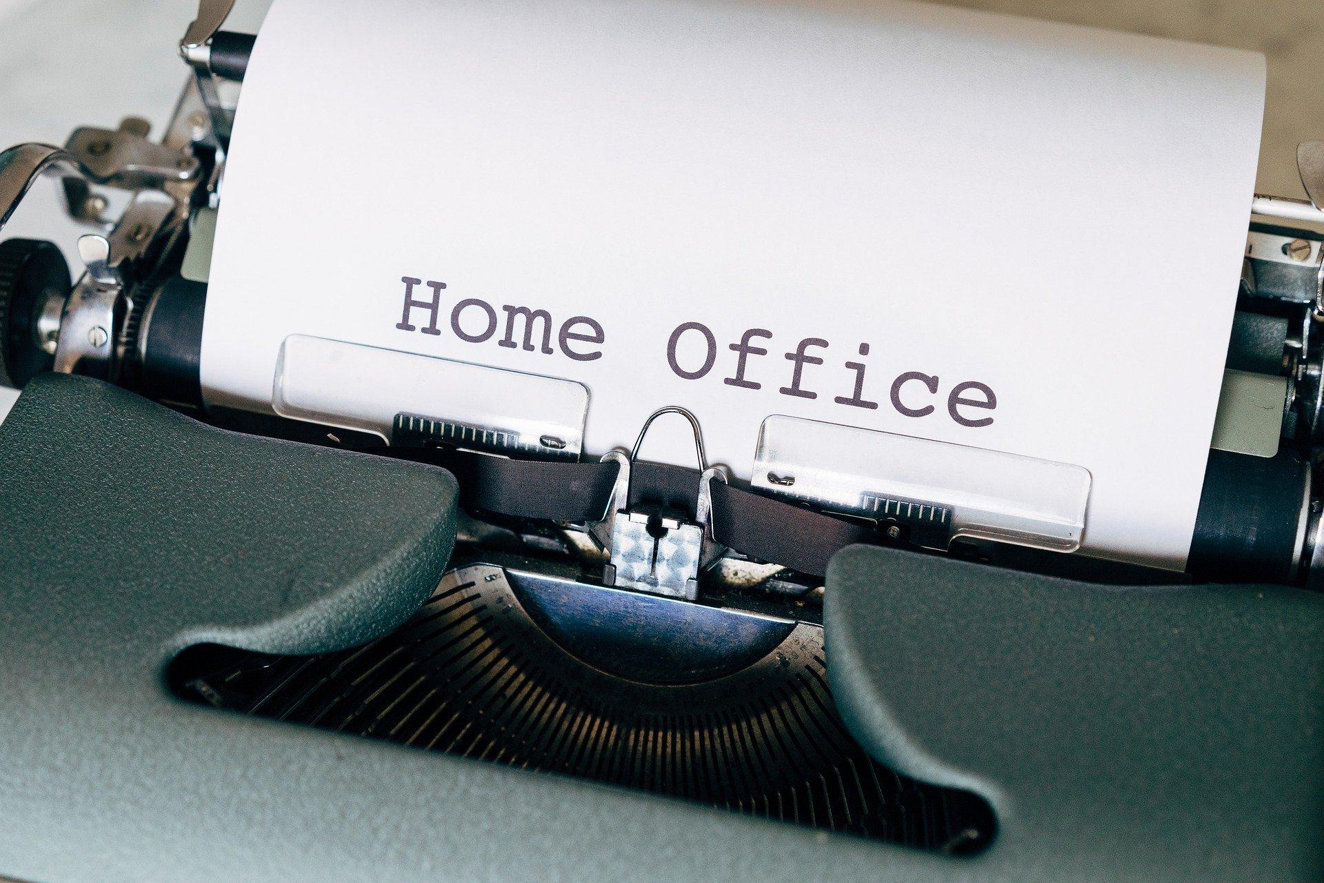 Home Office- jak zorganizować się do pracy w domu. Zasady, które właśnie wdrażam w życie!