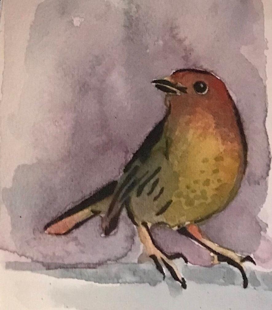 RGB Bird