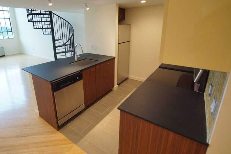Brooklyn II kitchen