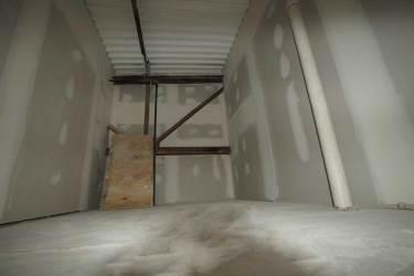 Massive attic