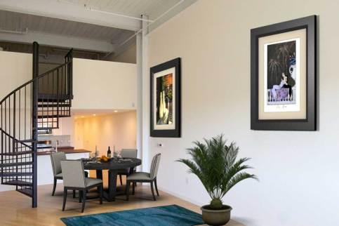 Neversink II Dining Area