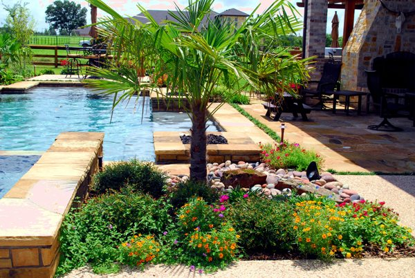 Pool & Spa Landscaping