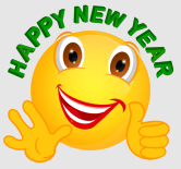 Smiley – Happy new year !
