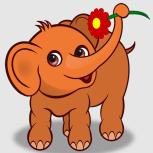 Elefant_Blume