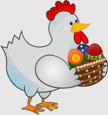 Huhn-Eier