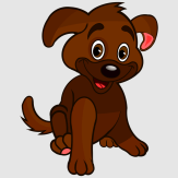 lustiger_Hund_braun