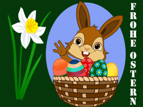 Frohe Ostern 14