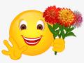 Smiley-Drei Dahlien 3