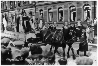 Klingenthal_Brunndoebra_Heimatfest_1932