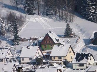 Klingenthal – Schneelandschaften