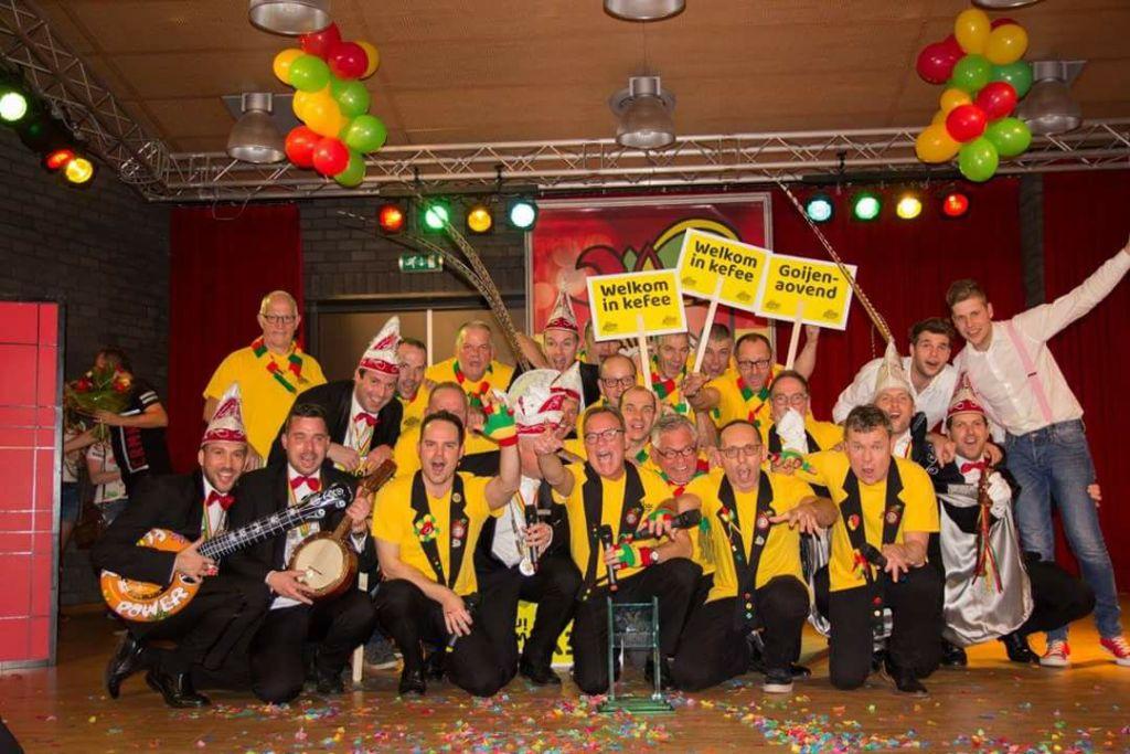 Carnaval in Limburg Aod Prinse Beringe