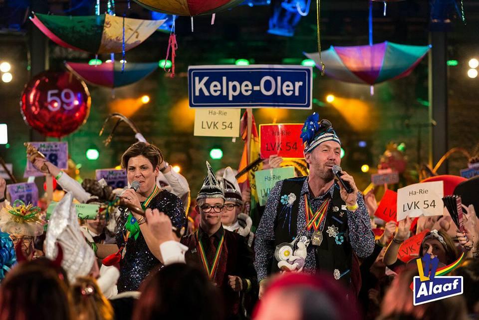 Carnaval in Limburg Ha-Rie