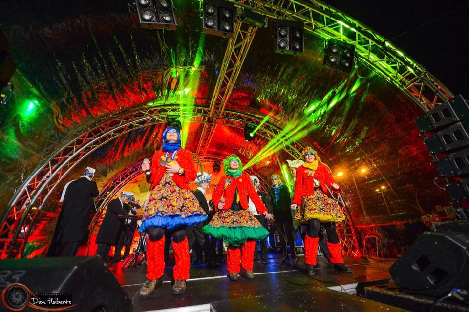 Carnaval in Limburg Haor Oppe Tang
