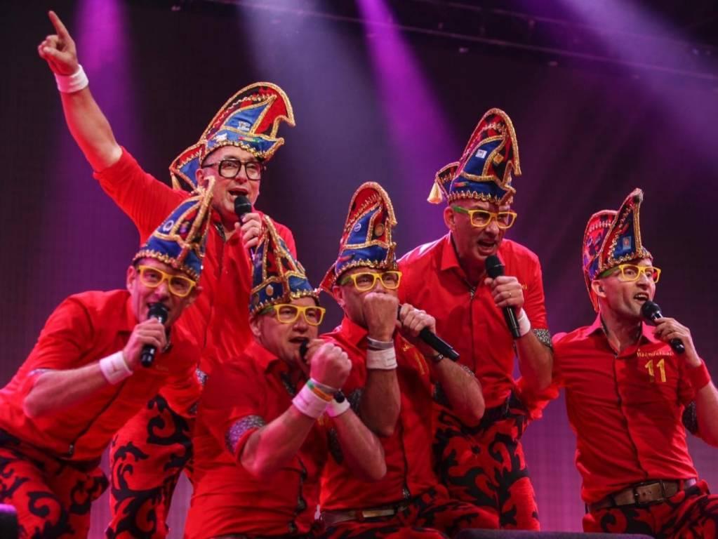 Carnaval in Limburg Hoondervel