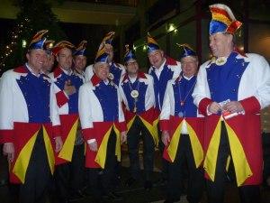 Carnaval in Limburg De Kloomp