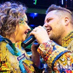 Carnaval in Limburg Manon & Bart