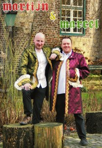 Carnaval in Limburg Martijn en Marcel