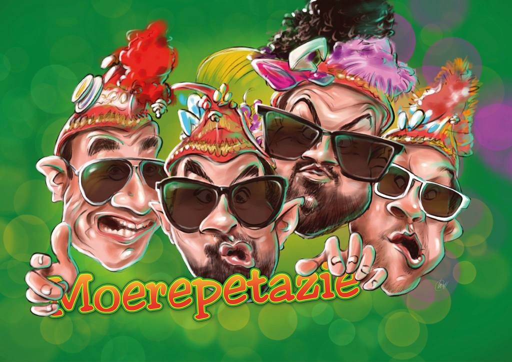 Carnaval in Limburg Moerepetazie