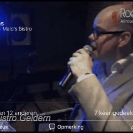 Video show Malo's Bistro in Geldern Germany