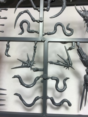 ... and smaller appendages for more mutation fun.