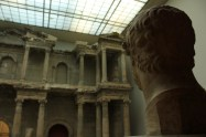A full display of the Miletus Market. I have a hunch that this place isn't entirely original.