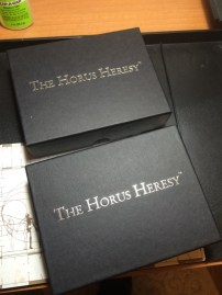 More for the Horus Heresy collection! Teasers as to the contents coming up!