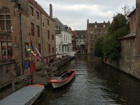 I'll try to make time for Bruges a second time to savor everything without running around.