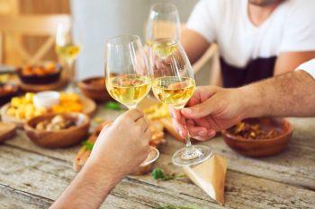 Wijnproeverij thuis