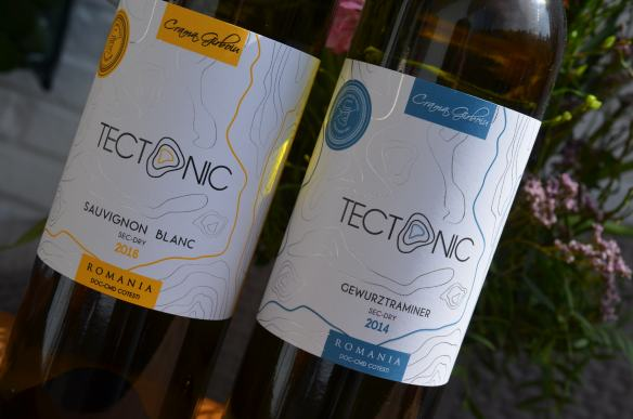 Two stars, two classics: delicious Sauvignong Blanc (in between old and new world style) and Gewurtztraminer.