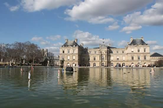 jardin de luxemburgo, que ver en paris