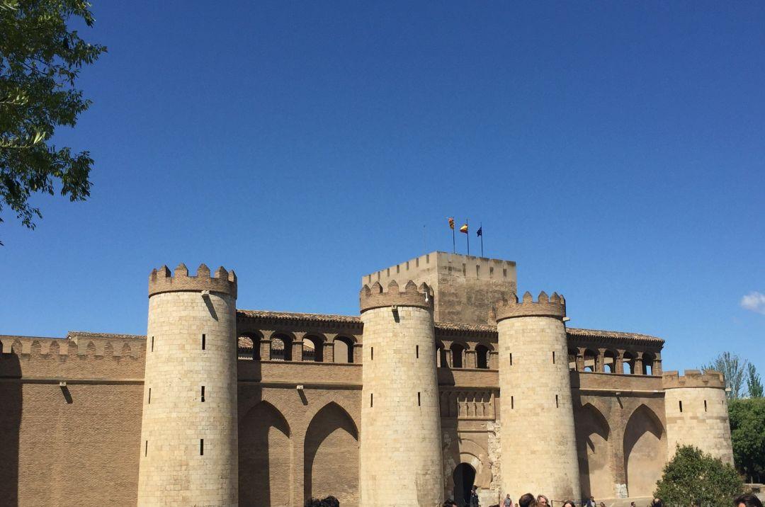qué ver en Zaragoza aljafería