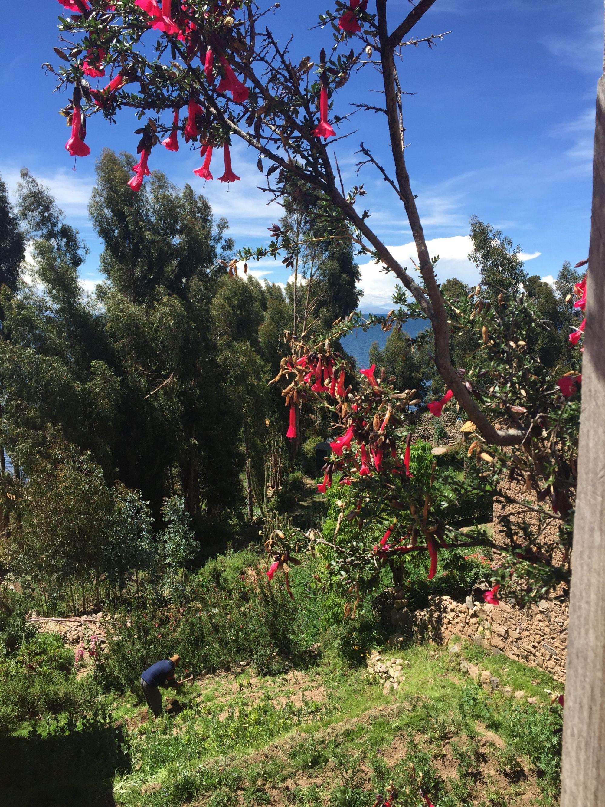 Amantaní, Lago Titicaca