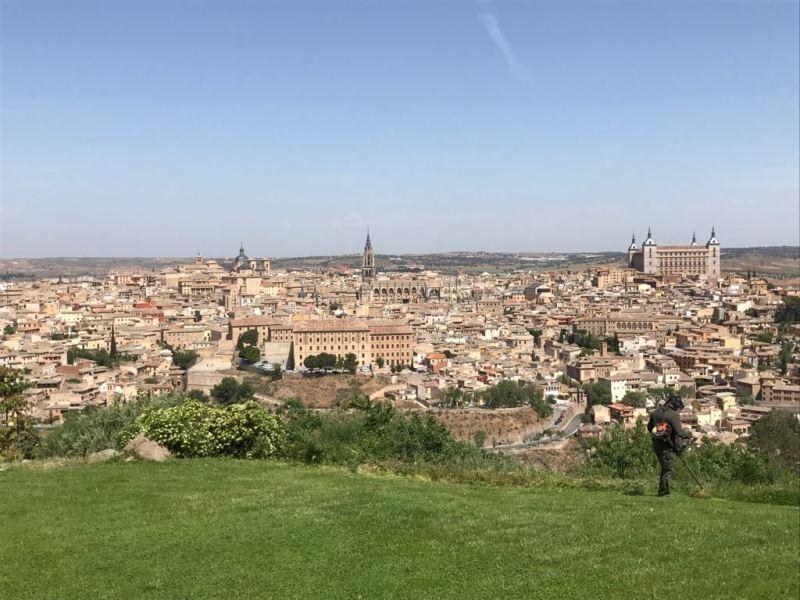 Panorámica Toledo