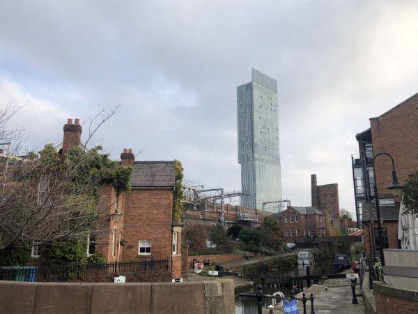Manchester en 1 día