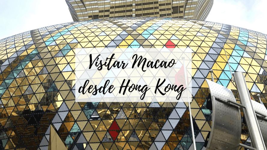 visitar hong kong desde macao