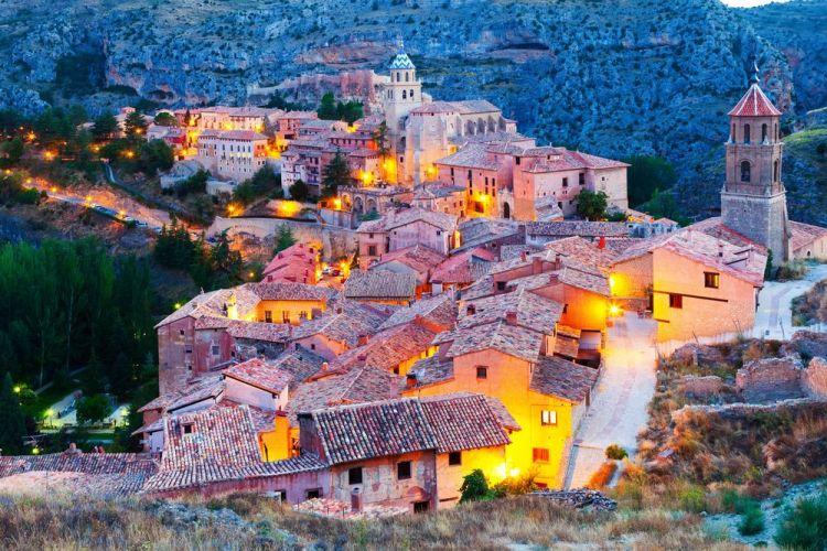 Albarracín, pueblo bonito