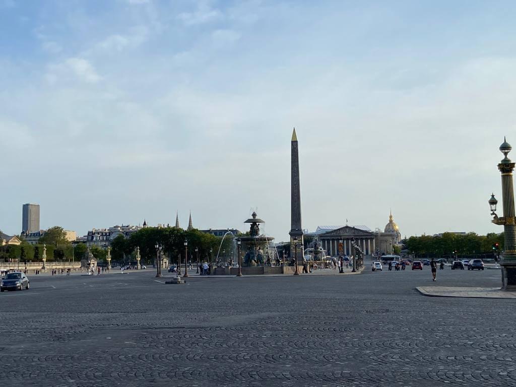 itinerario ruta París en dos días