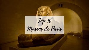 mejores museos de parís