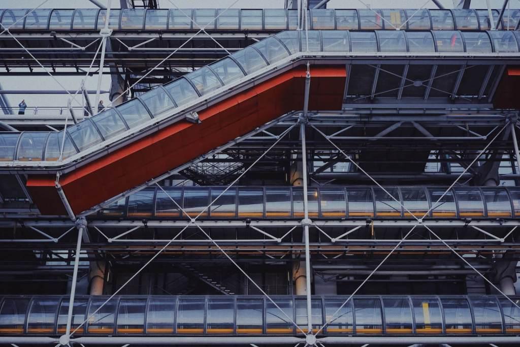 visitar museo pompidou en parís
