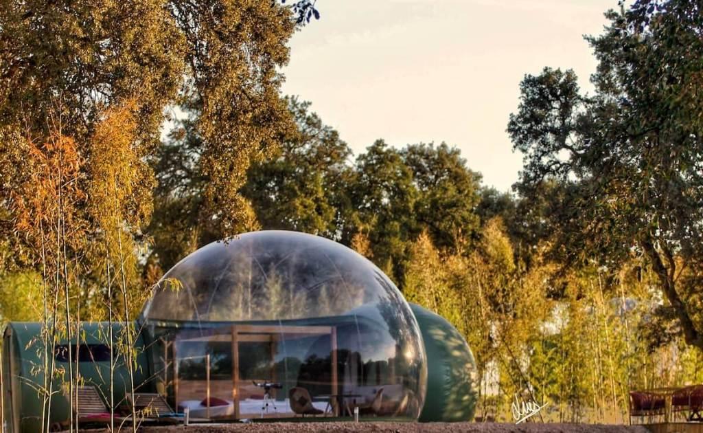 burbuja alojamientos únicos airbnb