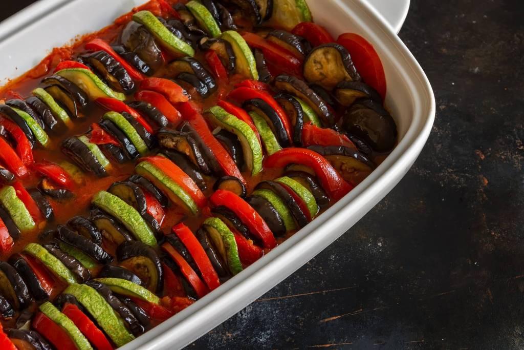 cómo hacer ratatouille platos típicos de francia