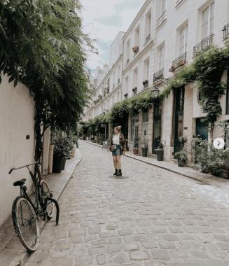 ideas regalos para viajeros - viaje a parís