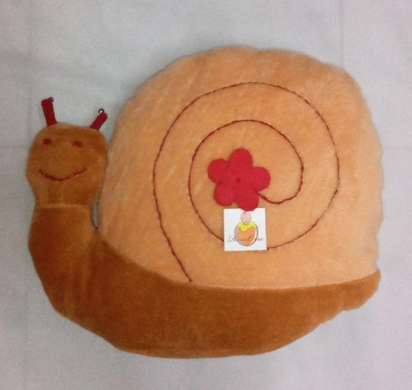 Boneka Keong Siput Souvenir Ulang Tahun Anak dan Baby Shower